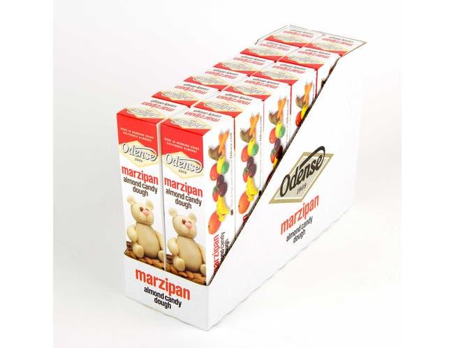 Odense Marzipan Almond Candy Dough, 7 Ounce -- 12 per case.