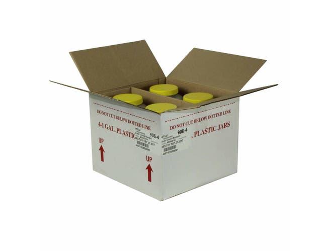 Inglehoffer Stone Ground Mustard, 1 Gallon -- 4 per case