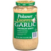 Polaner Chopped Garlic , 25 Ounce -- 6 Case