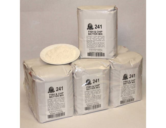 House Autry Fish and Chip Batter Breader, 5 Pound -- 6 per case.