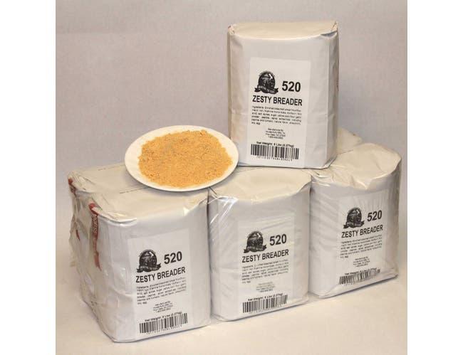 House Autry Shelf Stable Zesty Chicken Breader, 5 Pound -- 6 per case.