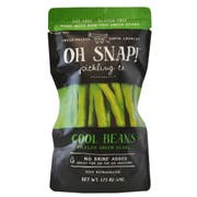 OH Snap Cool Beans Pickled Green Beans, 1.75 Ounce -- 12 per case.