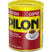 Pilon Ground Coffee, 10 Ounce Can -- 12 per case.