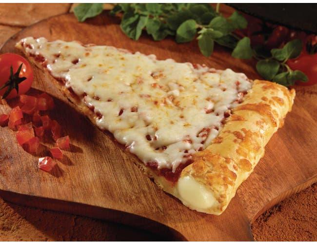 Conagra The Max Whole Grain Stuffed Crust Cheese Pizza, 5.75 Ounce -- 72 per case.