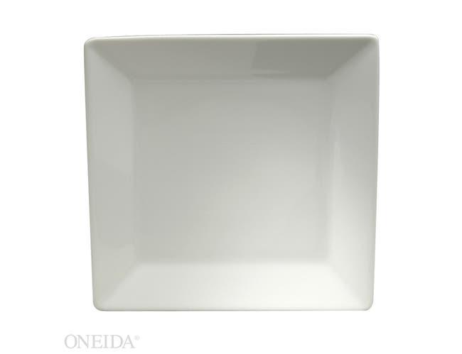 Sant Andrea Fusion Fine Porcelain Undecoratd Plate, 9.75 inch -- 12 per case.