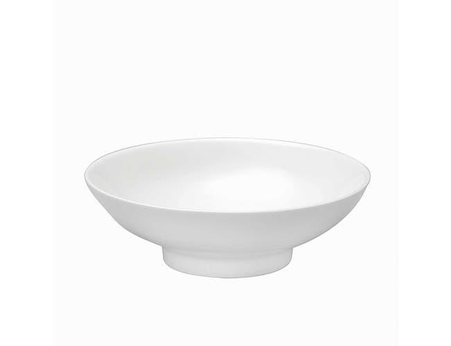 Sant Andrea Fusion Fine Porcelain Undecorated Deep Bowl -- 36 per case.