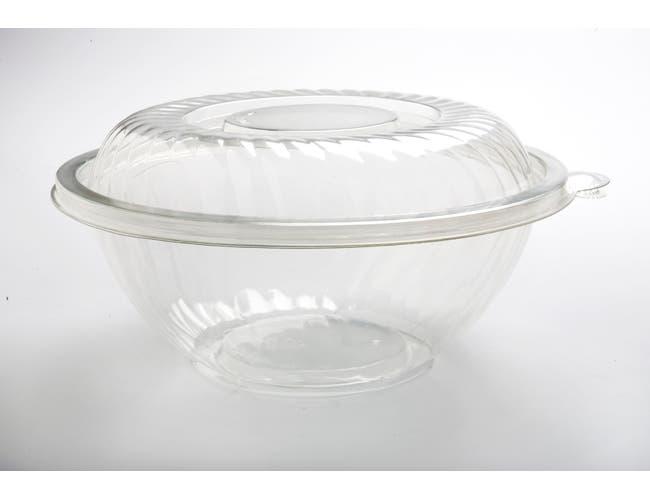 Prepserve Clear Pet Bowl, 80 Ounce -- 25 per case.
