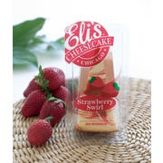 Elis Single Serve Strawberry Swirl Cheesecake, 3 Ounce -- 24 per case.