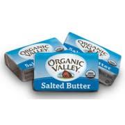 Organic Valley Continental Pat Butter, 0.33 Ounce -- 800 per case.