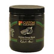 Custom Culinary Chefs Own Onion Base, 8 Ounce -- 12 per case.