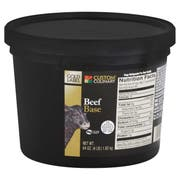 Custom Culinary Gold Label Beef Base, 4 Pound -- 3 per case.