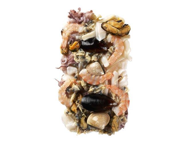 Pana Pesca Seafood Mix, 10.6 Ounce -- 12 per case.