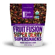 Made In Nature Super Berry Fusion Dried Fruit, 4 Ounce -- 6 per case