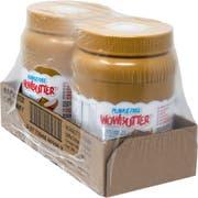 WOWBUTTER Creamy and Peanut Free Spread, 4.4 Pound Jar -- 2 per case.
