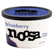 Noosa Blueberry Yoghurt, 4.5 Ounce -- 6 per case.