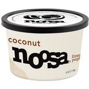Noosa Coconut Yoghurt, 4.5 Ounce -- 6 per case.