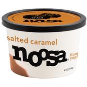 Noosa Salted Caramel Yoghurt, 4.5 Ounce -- 6 per case.