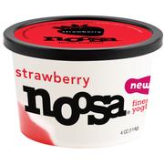 Noosa Strawberry Yoghurt, 4.5 Ounce -- 6 per case.