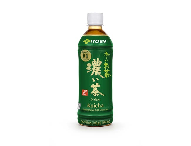 Ito En Oi Ocha Dark Green Tea, 16.9 Fluid Ounce -- 12 per case.