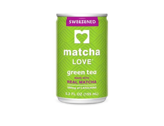 Matcha Love Sweetened Green Tea, 5.2 Fluid Ounce -- 20 per case.