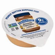 Peanut Butter and Co Smooth Operator Dipping Cup, 1.5 Ounce -- 120 per case.