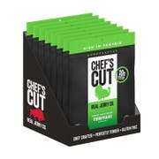 Chefs Cut Teriyaki Smoked Turkey Breast Jerky, 2.5 Ounce -- 8 per case.