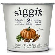 Siggis Seasonal Skyr Icelandic Strained Low Fat Yogurt, 5.3 Ounce -- 12 per case