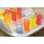 Neon Lights Multi Color Shooter, 1.5 Ounce -- 300 per case.