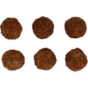 Tyson Fully Cooked Oven Roasted Home Style Meatball, 10 Pound -- 1 each.