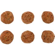 Tyson Fully Cooked Oven Roasted Homestyle Beef Meatballs, 10 Pound -- 1 each.