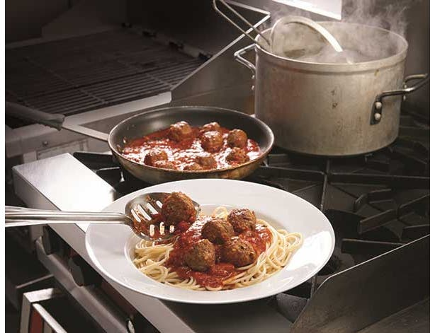 Tyson Fully Cooked Oven Roasted Italian Style Meatball, 10 Pound -- 1 each.