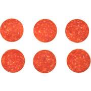 Tyson Pizzano Sliced Pepperoni - Pizza Topping, 12.5 Pound -- 2 per case.