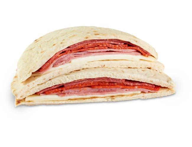Hillshire Farm Italian Combo Flatbread Sandwich, 8.6 Ounce -- 10 per case