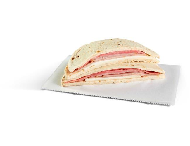 Hillshire Farm Turkey Ham and Cheese Club Flatbread Sandwich, 9.8 Ounce -- 10 per case
