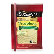 Sargento Deli Style All Natural Smoke Provolone Cheese, 8 Ounce -- 12 per case.