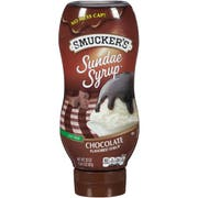 Smuckers Chocolate Sundae Syrup, 20 Ounce -- 12 per case.