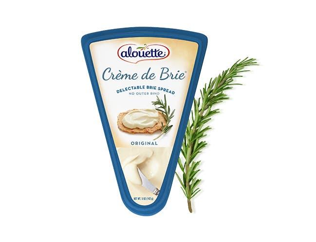 Alouette Creme de Brie Cheese, 5 Ounce -- 6 per case