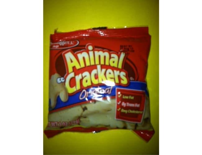 Stauffers Animal Cracker, 1 Ounce -- 120 per case.