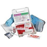 Daymark Bodily Fluid Spill Protection Kit -- 1 each.
