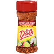 Mrs. Dash Southwest Chipotle Seasoning - 2.5 oz. jar, 12 per case