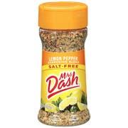 Mrs. Dash Lemon Pepper Seasoning - 2.5 oz. jar, 12 per case
