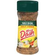 Mrs.Dash Table Blend Seasoning - 2.5 oz. jar, 12 per case