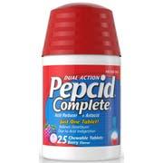 Pepcid Complete Berry Chewable Tablet, 25 per unit -- 36 per case