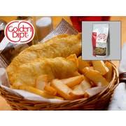 Golden Dipt English Style Fishn Chip 6 Case 5 Pound