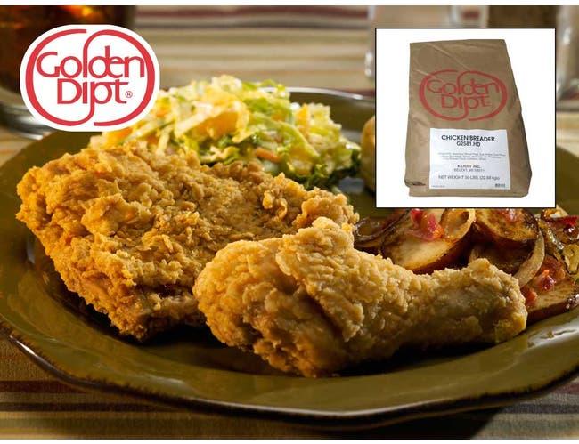 Breader Modern Maid Chicken 50 Pound