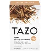 Tazo Cinnamon Spice Tea - 20 tea bags per pack -- 6 packs per case