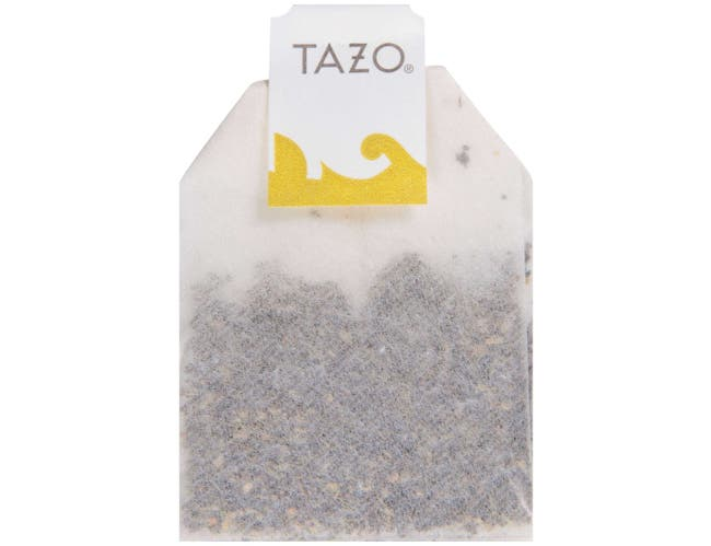 Tazo Green Ginger Enveloped Hot Tea Bags, 24 count -- 6 per case