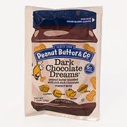 Peanut Butter and Co Dark Chocolate Dreams Peanut Butter, 1.15 Pound -- 200 per case.