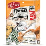 Field Trip Mandarin Orange Teriyaki Beef Jerky, 2.2 Ounce -- 9 per case.