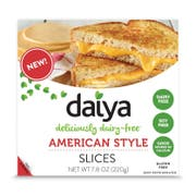 Daiya American Style Slices, 7.8 Ounce -- 8 per case.